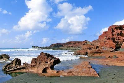 Parc national de Timanfaya à Lanzarote - Une excellente journée