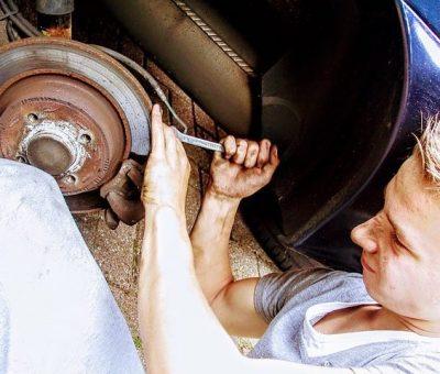 Réparer système de freins