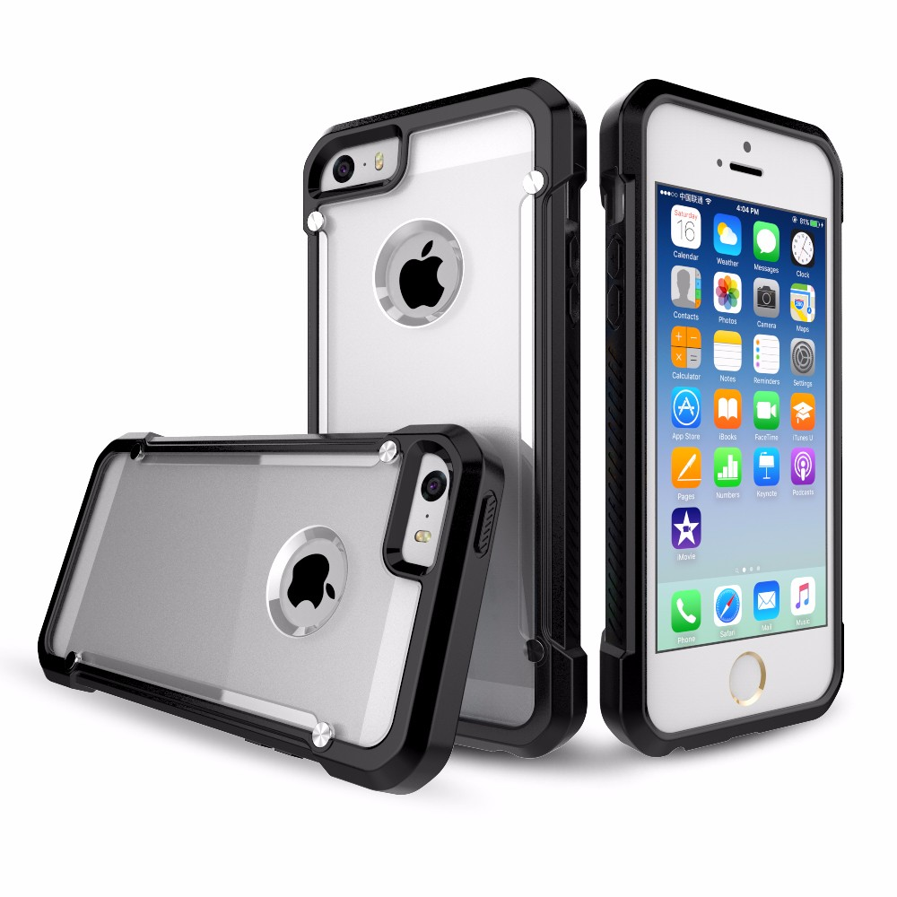 coque protectrice iPhone SE
