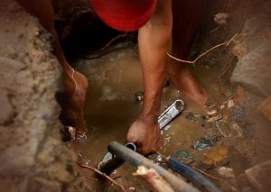 Dépannage plomberie par un expert plombier