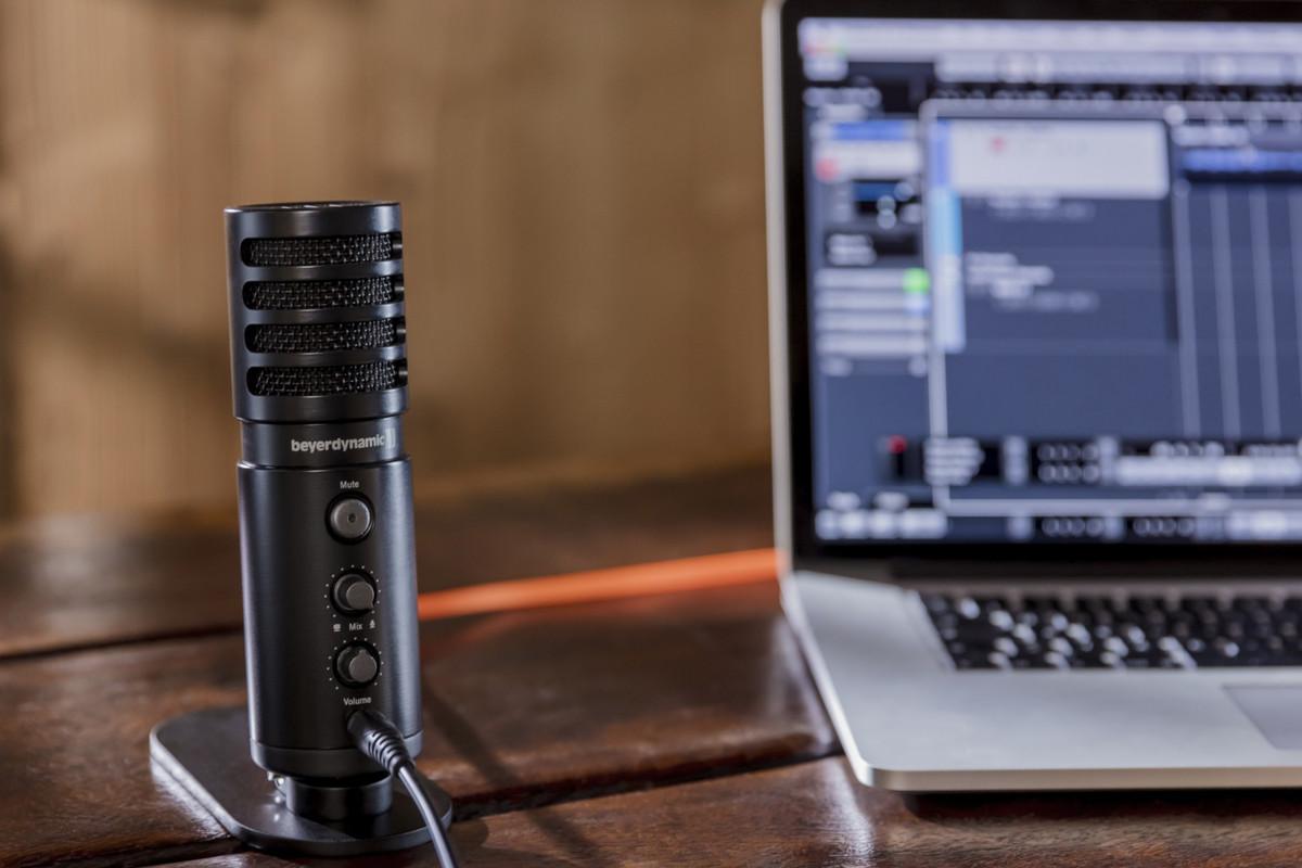 microphone USB