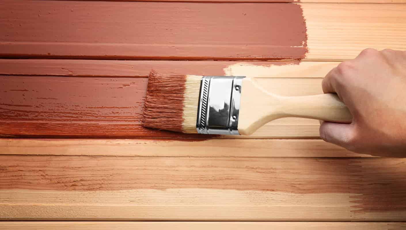 peinture bois