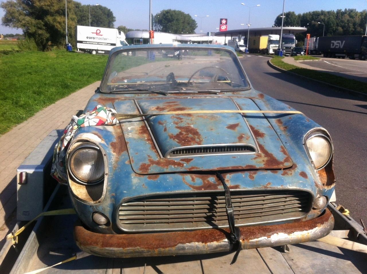 Comment restaurer une voiture ancienne