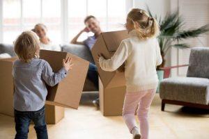 preparer votre enfant a un demenagement