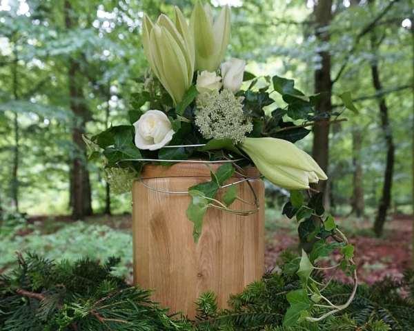 une funéraire