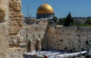 Jérusalem, apitale de l'Israel
