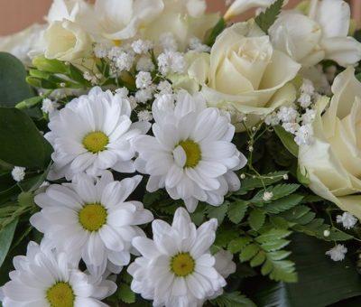 Pourquoi les fleurs sont-elles le choix commun à envoyer lors des funérailles ?